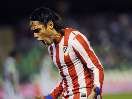 Real Betis 2 - 4 Atletico Madrid