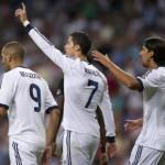 Real Madrid 3 : 0 Granada Highlights