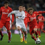Watch Seville- Real Madrid Live, Saturday, September 15, 2012,20:00 GMT