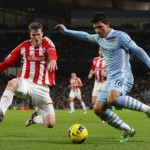 Watch Stoke City- Manchester City Live, Saturday, September 15, 2012,14:00 GMT