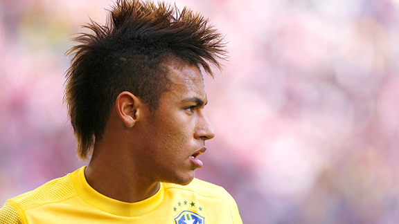 The Catalan press is certain that Neymar will go to FC Barcelona when he will decide to leave Santos.