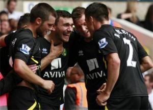 Tottenham Hotspur 1-1 Norwich City Highlights