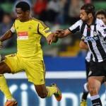 Udinese 1 : 1 Anzhi Makhachkala Highlights