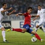 Uzbekistan 2 : 2 South Korea