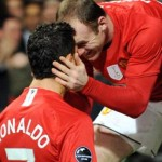 Ronaldo can't walk past his reflection without admiring it, says Rooney