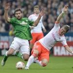 Werder Bremen 0 : 2 Bayern Munich Highlights