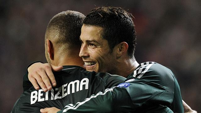 Ajax 1 – 4 Real Madrid Highlights- Ronaldo and Benzema strike again