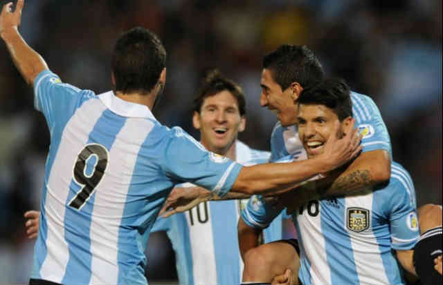 Argentina of Messi and its three other musqueteers is untouchable