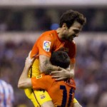 Deportivo La Coruna 4 : 5 Barcelona Highlights