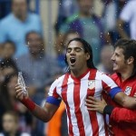 Atletico Madrid 2 : 1 Malaga Highlights