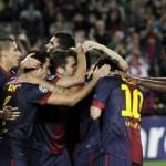 Barcelona 2 : 1 Celtic Highlights