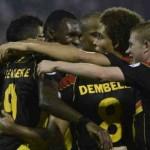 Serbia 0 : 3 Belgium Highlights