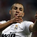 Benzema latest goal, he's on form!