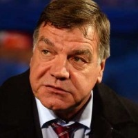 "West Ham Manager ""Big"" Sam Allardyce"
