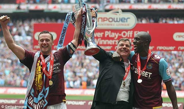 Big Sam seems to be on he way to putting his plan in place at West Ham and a top ten finish. Only time will tell.
