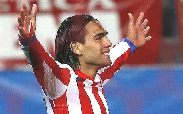 Chelsea set for £48m Falcao transfer in January