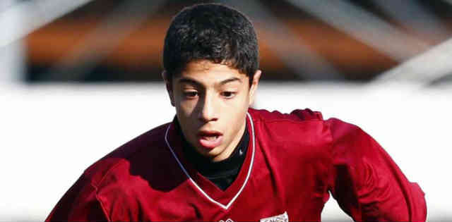 Discover the new 'Moroccan Messi' Hachim Mastour future star of AC Milan-football