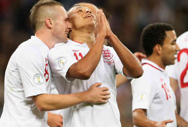 England defeat San Marino at Wembley leaving hopes for England for the World Cup