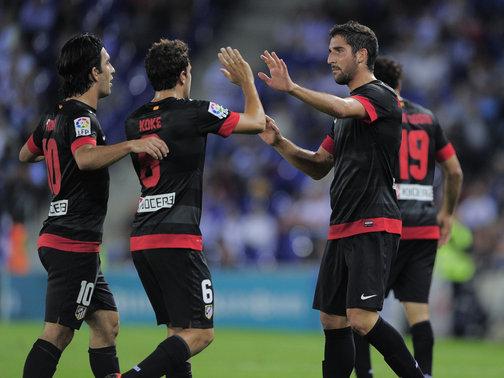 Espanyol 0-1 Atletico Madrid