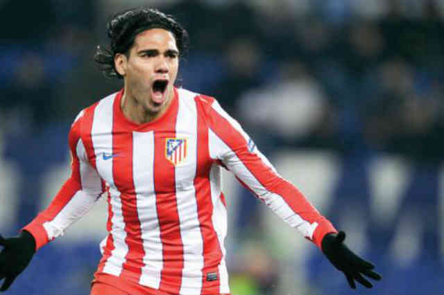 Falcao is excited with the contest that is happening with Ronaldo and Messi but Falcao knows he also wants to be shown as one of the best players in this contest that is happening
