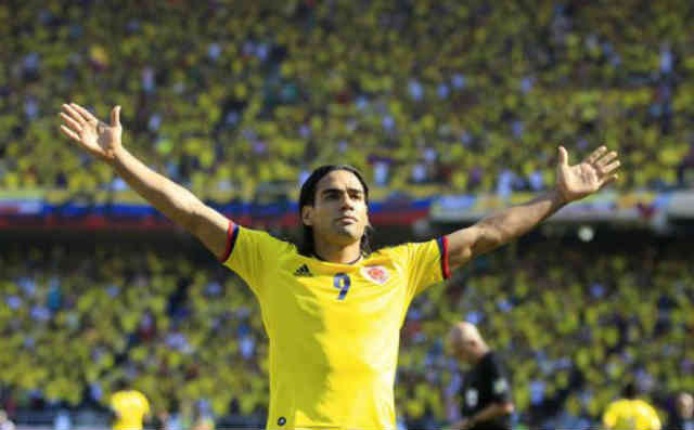 Falcao not only proves himself at his club but also for his country as they take victory