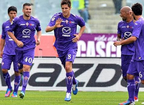 Fiorentina take a victory against Bologna