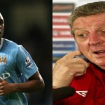 Roy Hodgson last night told Patrick Vieira he is talking rubbish…