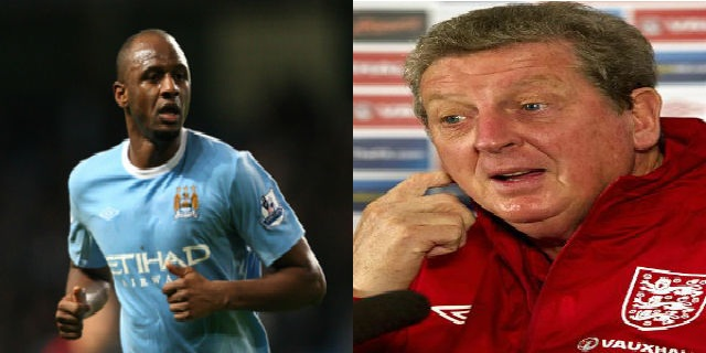 "Roy Hodgson on Vieira:""he is talking rubbish!"""