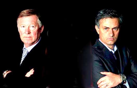 I call him boss because he is the boss of all the coaches and I hope that when I return to English football, he will always Manchester United