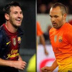Iniesta: Messi is the absolute best