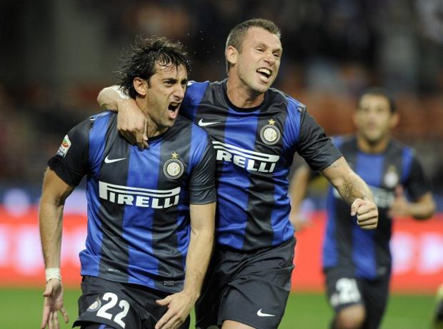 Inter Milan 2-1 Fiorentina