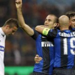 Inter Milan 1 : 0 FK Partizan Highlights