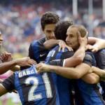 Inter Milan 2 : 0 Catania Highlights