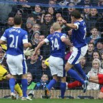 Everton 2 : 2 Liverpool Highlights