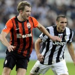 Juventus 1-1 Shakhtar Donetsk