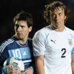 Lugano vs Messi or Uruguay vs Argentina a match to look forward to
