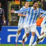 Malaga the rising team of Spain
