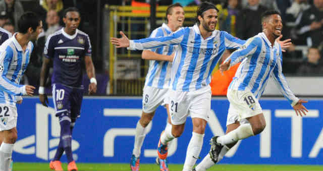 Malaga could be the next team to raise the trophy and to become the next team to rise up and beat the odds