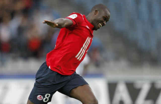 Moussa Sow scored a great bicycle kick
