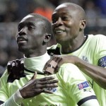 Newcastle 3-0 Girondins Bordeaux Highlights