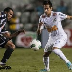 Neymar scores a wondergoal for his 200th with Santos