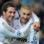 Real Madrid-Karim Benzema better than Gonzalo Higuain