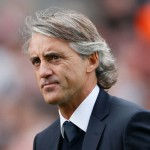 Manchester City fall short again as Roberto Mancini concedes his team needs a miracle.