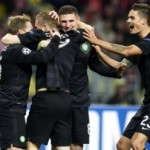 Spartak Moscow 2 - 3 Celtic