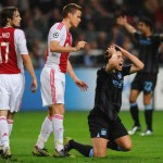 Ajax 3 : 1 Manchester City Highlights