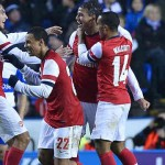 The Gunners made an amazing comeback and getting the victory against Reading