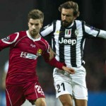 The Italians didn't manage to get a victory against the Danish team in the Champions League