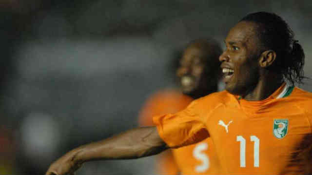 The Ivory Coast of Drogba in the group of Death of the African Cup