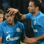 Zenit St. Petersburg 1 : 0 Anderlecht Highlights