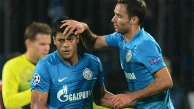 The Russian team made a come back in the Champions League